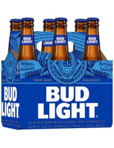Bud Light - 6 Bottles
