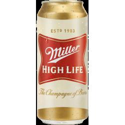 Miller High Life Lager - 15...