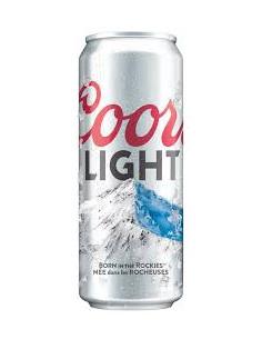 Coors Light - 710 ML