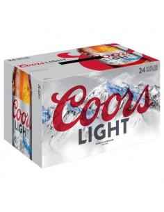 Coors Light - 24 Bottles