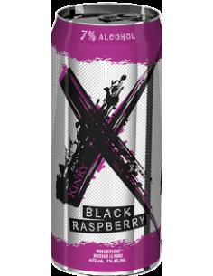 X Kinky Black Rasp