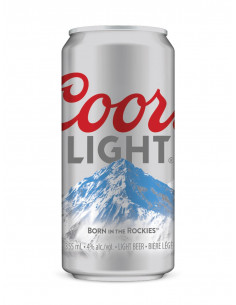 Coors Light - 36 Cans