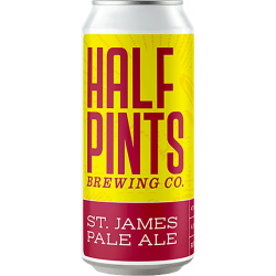 Half Pints St. James Pale