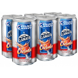 Bud Light Chelada - 6 Cans