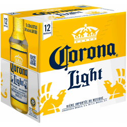 Corona Light Lager - 12...