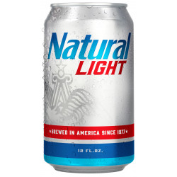 Natural Light - 15 Cans